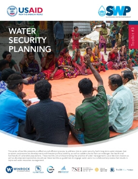 Water Security Planning
